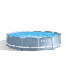 Intex Frame Pool Set Prism Rondo, Ø 305 x 76 cm