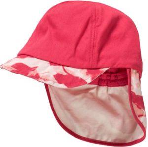 Baby Schirmmütze mit Nackenschutz Gr. 44 Mädchen Baby