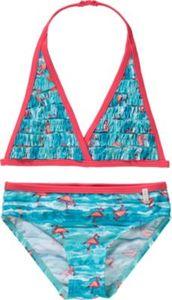 Kinder Bikini, Flamingo Gr. 104/110 Mädchen Kleinkinder