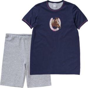 Schlafanzug Gr. 116 Mädchen Kinder