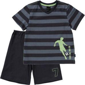 Schlafanzug , Fußball Gr. 92 Jungen Kleinkinder
