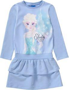 Disney Die Eiskönigin Kinder Sweatkleid Gr. 128/134 Mädchen Kinder