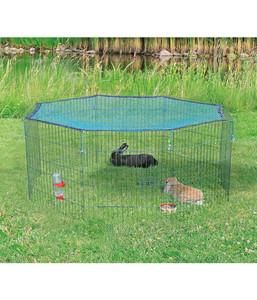Trixie Natura Freilaufgehege mit Netz, 150x57 cm