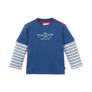 BORNINO  LITTLE SEAFARER Shirt langarm 2in1