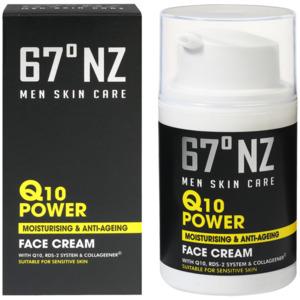 67° NZ Gesichtscreme