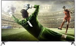 LG Electronics 55SK7900 LED-TV 139 cm 55 Zoll EEK A+ DVB-T2, DVB-C, DVB-S, UHD, Smart TV, WLAN, PVR ready, CI+ Silber