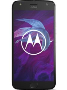 Motorola moto X4 graphite gray mit Free S