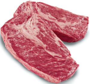 American Beefsteak vom Rind