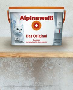 "Alpinaweiß 10 l  ""Das Original"""
