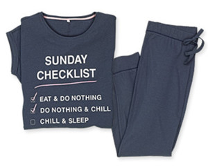 SkintoSkin Pyjama, sportiv