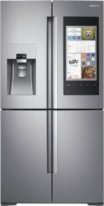 Samsung                     RF56N9740SR                                             Edelstahl-Edelstahl-Look