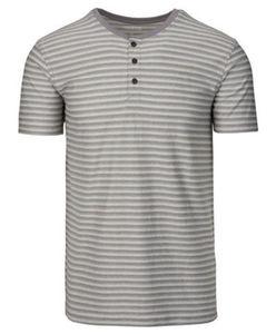 identic - T-Shirt - gestreift
