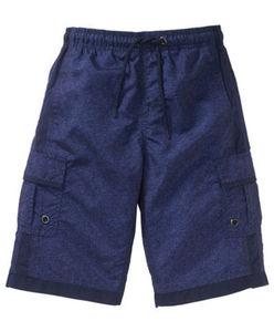 Shorts - meliert, Taschen