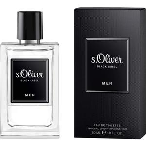 s.Oliver s.Oliver Black Label Men EDT Nat. Spray 49.83 EUR/100 ml