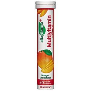 altapharma Brausetabletten Multivitamin + Mineral 0.44 EUR/100 g