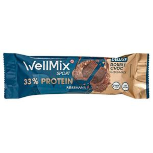 WellMix Sport Riegel Deluxe Double Choc 2.20 EUR/100 g
