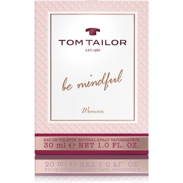 Tom Tailor be mindful Woman Eau de Toilette 29.97 EUR/100 ml