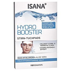 ISANA Hydro Booster Stirn-Tuchpads