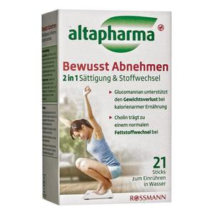 altapharma Bewusstes Abnehmen 7.60 EUR/100 g