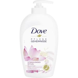 Dove Pflege Geheimnisse strahlendes Ritual Hand- & Was 0.80 EUR/100 ml