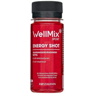 WellMix Sport Energy Shot 2.48 EUR/100 ml