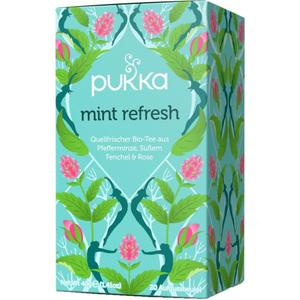 Pukka Bio-Tee Mint Refresh 9.98 EUR/100 g