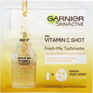 Garnier SkinActive Fresh-Mix Tuchmaske Vitamin C Shot 11.97 EUR/100 g