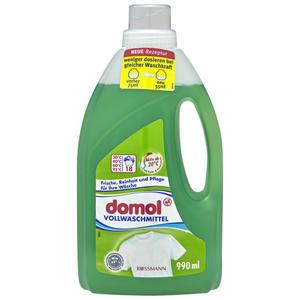 domol Vollwaschmittel 0.15 EUR/1 WL