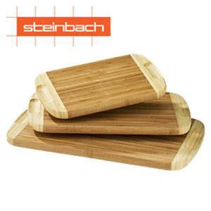 """Schneidbrett """"Manapio"""" - Bambus - versch. Größen und Ausführungen  z. B. - Maße: ca. 27 x 18 cm, ab"""