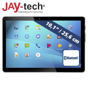Multimedia-Tablet-PC TXE10D-Silber · Quad Core Prozessor (bis zu 1,2 GHz) · microSD™-Slot bis zu 32 GB · Android™ 6.0