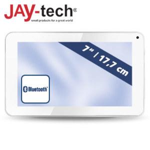 Multimedia-Tablet-PC TXE7D-Weiss · Quad-Core-Prozessor (bis zu 1,2 GHz) · microSD™-Slot bis zu 32 GB · Android™ 6.0