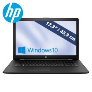 Notebook 17-bs054ng · HD+ Display · Intel® Celeron® N3060 (bis zu 2,48 GHz) · Intel® HD Grafikkarte 400 · USB 2.0, USB 3.1 · DVD-Brenner