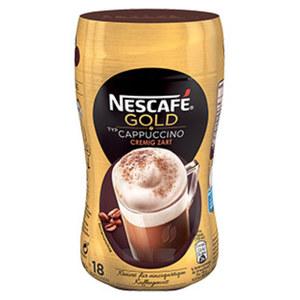 Nescafé Cappuccino  versch. Sorten, jede 250-g-Dose