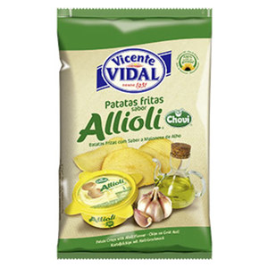 Vidal Chips versch. Sorten, jeder 120/135-g-Beutel