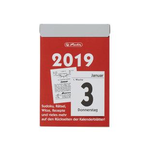 Herlitz Abreißkalender 2019