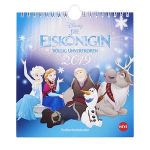 "Postkartenkalender ""Eiskönigin"" 2019"