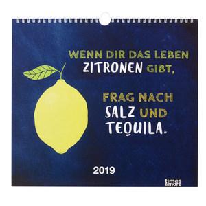 "Bildkalender ""Typo"" 2019"