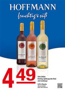 Hoffmann Wein Edition fruchtig & süß