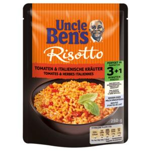 Uncle Ben's Express Risotto Tomate & italienische Kräuter 250g