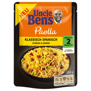 Uncle Ben's Express-Reis Paella 250g