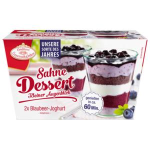 Coppenrath & Wiese Kleiner Augenblick Blaubeer-Joghurt Dessert 170g