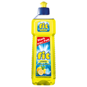 Fit Spülmittel Lemon 500ml