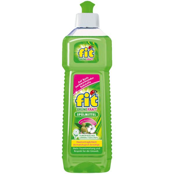 Fit Grüne Kraft Spülmittel Olive 500ml