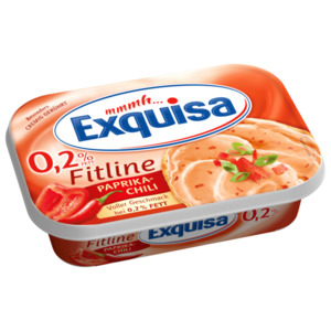 Exquisa 0,2% Fitline Paprika-Chili 175g