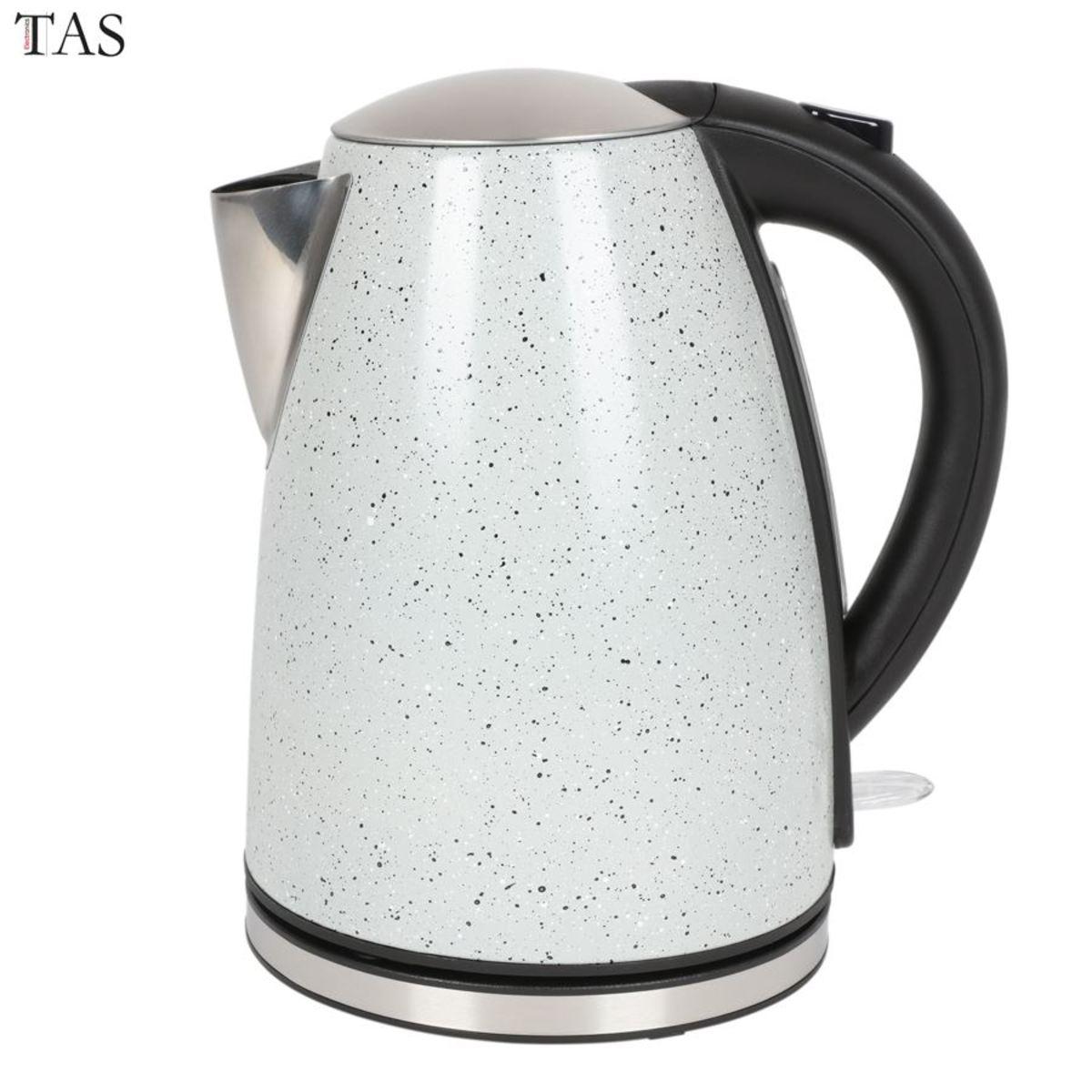 Bild 1 von TAS Wasserkocher 1,7L Grau-Metallic