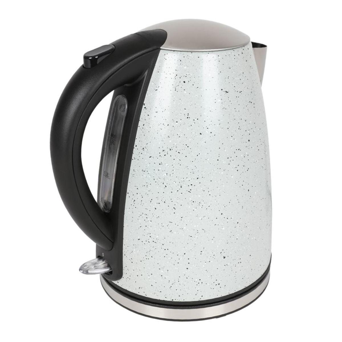 Bild 2 von TAS Wasserkocher 1,7L Grau-Metallic