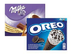 Oreo/Milka/Daim Waffeleis