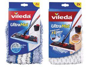 vileda 2 Ersatzbezüge Ultramat
