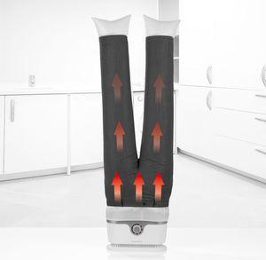 CLEANmaxx Bügler-Aufsatz für Hosen silber/weiß