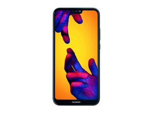 HUAWEI Smartphone P20 lite 64GB Dual SIM midnight black 4GB RAM